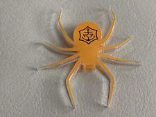 Authentic Veuve Clicquot VCP Signature Yellow SPIDERS YELLOWEEN Decoration RARE