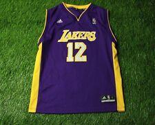 LOS ANGELES LAKERS USA HOWARD BASKETBALL NBA SHIRT JERSEY ADIDAS ORIGINAL YOUNG