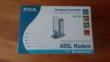 MODEM ESTERNO D-LINK DSL-200 8 MBPS EXTERNAL ADSL USB