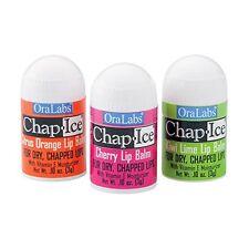 Oral Labs Chap Ice Premium 3 ct. Miniature Lip Balms