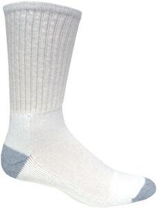 Magnum DC-1 Sock (6-Pack) White Socks