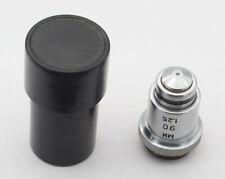 New Listingobjective Io Oil 90 125 Ussr Microscope