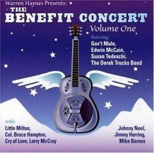 Warren Haynes Presents - The Benefit Concert Vol. 1 - 2 CDs