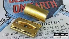 Replacement Part Gillette Ball End Tech Head for Vintage Safety Razor