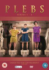 Plebs - Series One to Three DVD 5036193033872