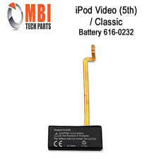 iPod Classic 6th 7th Video 60gb 80gb 5th Replacement Rechargeable Battery