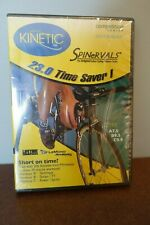 Kinetic Spinervals 23.0 Time Saver I Dvd Cycling Workout/Kurt Competition - New