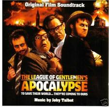 The League Of Gentlemen's Apocalypse-2005-Original Movie Soundtrack-CD