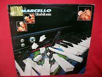 ANTONIO & MARCELLO Bbabilonia LP 1985 EX+ Pop Italy Tullio De Piscopo
