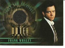 Outer Limits Sex, Cyborgs, & Science Fiction Frank Whaley Costume Card #Cc6
