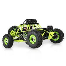 100% New Wltoys 12428 1/12 2.4G 4WD Electric Brushed Crawler RTR RC Car B3T7