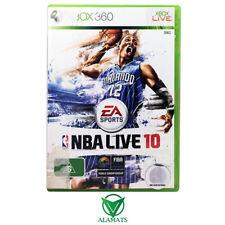 NBA Live 10 (Xbox 360) Very Good - Basketball - Fast Post - PAL