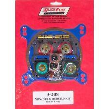 Quick Fuel Technology 3-208 E-85 Carburetor Rebuild Kit