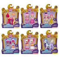 Shopkins Series 7 - Happy Places Royal Trends Decorate Figurine Figure Doll Set
