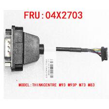 LENOVO THINKCENTRE M93 M93P M73 M83 50mm Com2 Internal Cable Tiny2 04X2703 TO