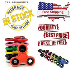 EXTRA 20% OFF (17 LOT )WHOLESALE FIDGET HAND SPINNER FOR ADULT OR KIDS