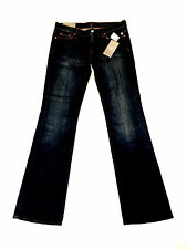7 FOR ALL MANKIND - BOOTCUT JEANS - NEWYORK DARK - SIZE 30 - 21,000+ F/BACK!
