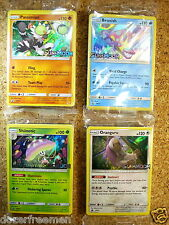 ◆FULL & COMPLETE PRERELEASE PROMO SET◆ Factory Sealed Sun & Moon Pokemon Cards!