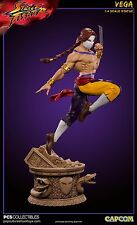 Vega Street Fighter Capcom 1:4 Premium Format Statue Pop Culture Shock
