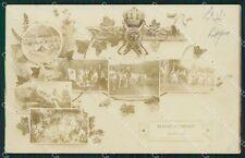 Varese Brenta Militari Valcuvia foto cartolina QK9816