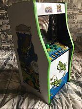 BRAND NEW - HANDMADE! Mini Galaxian Arcade Machine / 60 In 1 Jamma Arcade!