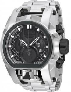 Invicta Reserve 25204 Magnum Bolt Swiss Chronograph Dual Movement Mens Watch