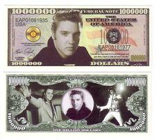 ONE MILLION DOLLARS ELVIS PRESLEY