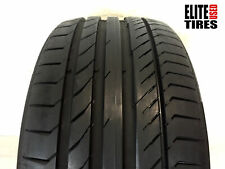 [1] Continental ContiSportContact 5P ContiSilent 265 30 20 Tire - Driven Once