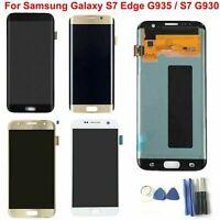 For Samsung Galaxy S7 G930&S7 Edge G935 LCD Display TouchScreen Digitizer BT02