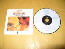 ART FARMER A Sleeping Bee cd 6 Tracks Early Press cd 1990 Ex + Condition