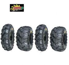 Mud Rebel 25x8-12 & 25x11-10 Sedona ATV Tire Lite Bear SET OF FOUR Claw 4 Tires
