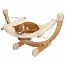 Kerbl Kattenhangmat Siesta Wit Kat Hangmat Hangmatten Mat Kattenmat Mand Bed