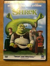 New listing Shrek. Widescreen Dreamworks 2001 Dvd