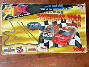 TOMY AURORA AFX BATHURST 1000 CHALLENGE King of Mountain Car Set - Most Parts! .