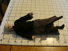 Original Vintage CHINESE doll: aprox 9 inch man with wire base, Very cool #2