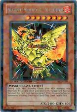 YuGiOh Sacred Phoenix of Nephthys - DT06-EN009 - Rare Parallel Rare - Duel Termi