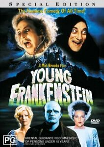 Young Frankenstein Special Edition DVD