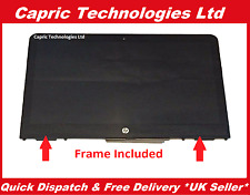 HP Pavilion x360 M3-u00ldx Touch Screen Digitizer LCD Display Panel With Frame