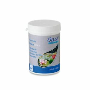 OASE BIOKICK CWS 200ML FILTER START TREATMENT POND CLEANER FILTRATION WATER