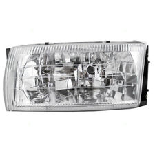 Drivers Headlight Assembly for 96-98 Nissan Quest Mercury Villager