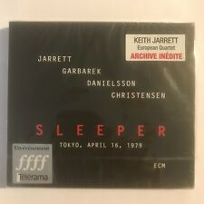 Keith jarrett sleeper 2 cd* neuf sous blister