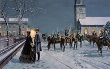 Mort Kunstler Remember Me Limited Edition Civil War Print S/N