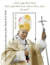 Poland / Polen 2019 - Mi MS 285** Pope John Paul II's First Pilgrimage to Poland