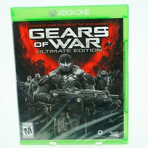 Gears of War Ultimate Edition: Xbox One [Brand New]
