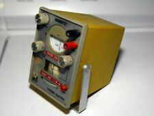 Thermo Electric MiniMite Pyrometer or null indicator for Dht tube amplifier.