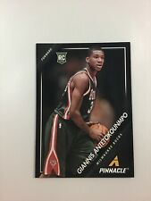 2013-14 Pinnacle Giannis Antetokounmpo Rookie RC Bucks HOT