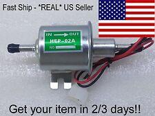 Yanmar Diesel 12V Fuel Pump Low Pressure Gas Fuel Oil Car Boat Generator US SHIP