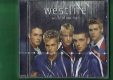 WESTLIFE - WORLD OF OUR OWN CD NUOVO SIGILLATO