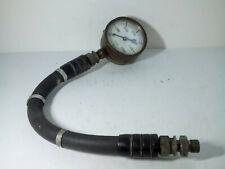 AVRO Vulcan B2 ~ High Pressure - Gauge & Flex pipe. Aircraft Tool Kit - 15.09.93