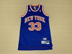 Adidas Patrick Ewing Jersey Men Medium Hardwood Classics NBA New York Knicks #33